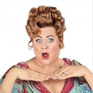 Benidorm's Tony Maudsley in The National Tour of Hairspray
