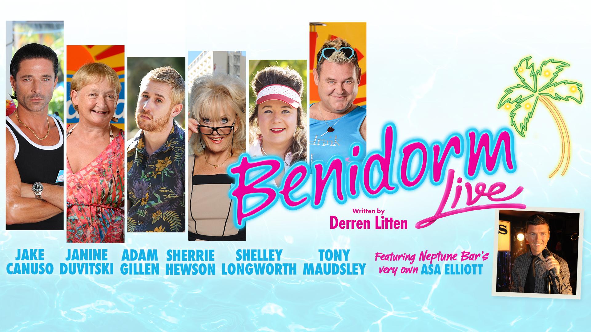 Benidorm Tv Show Tour